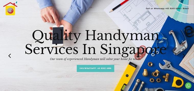 Best Handyman Services Singapore | Handyman Services Singapore