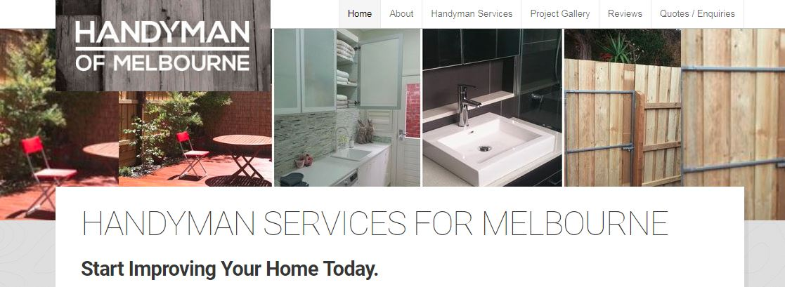 best handyman services in Melbourne - Handyman of Melbourne