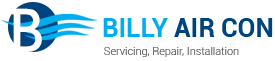 Billy Aircon Servicing & Repair Singapore's Logo