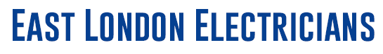 East London Electricians' Logo