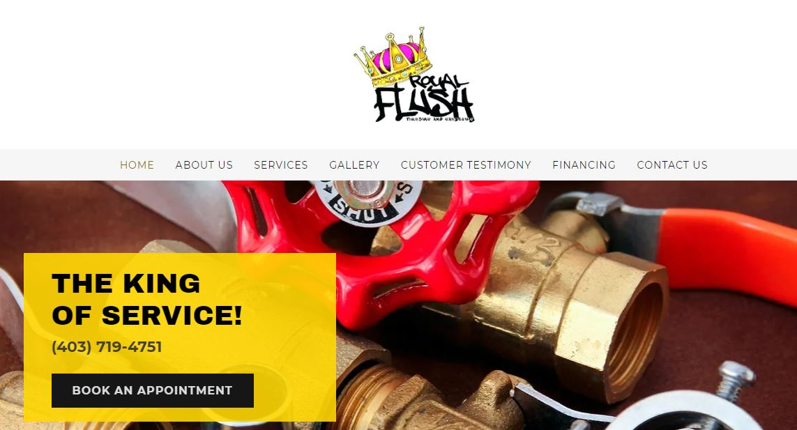 Royal Flush Plumbing and Gasfitting
