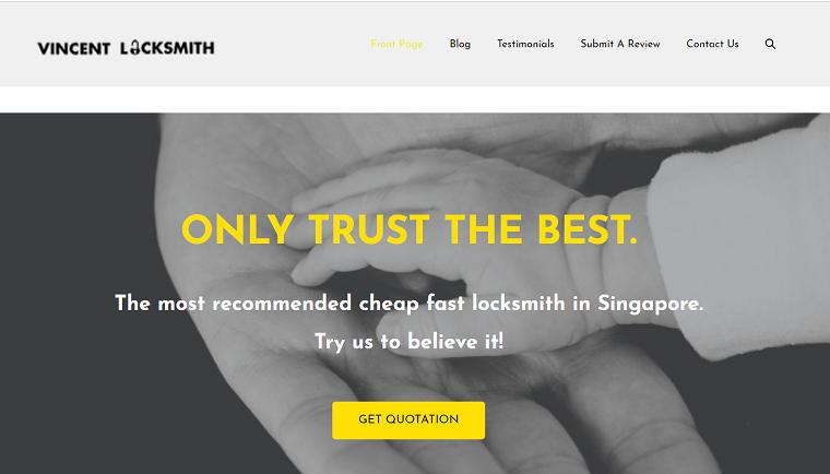 Vincent Locksmith's Homepage