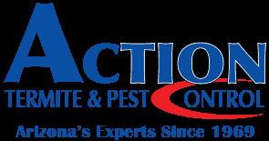Action Termite & Pest Control Logo