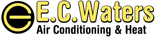 E.C. Waters Air Conditioning & Heat's Logo