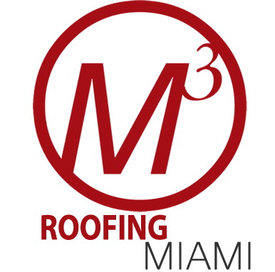 M3 Roofing's Logo