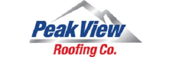 Peak View Roofing Company's Logo