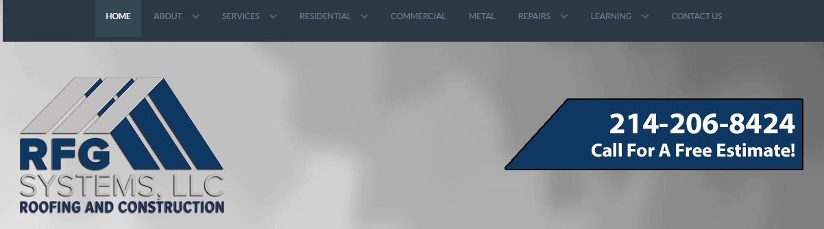 RFG Systems' Homepage