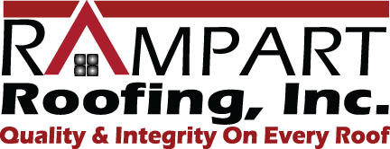 Rampart Roofing, Inc's Logo