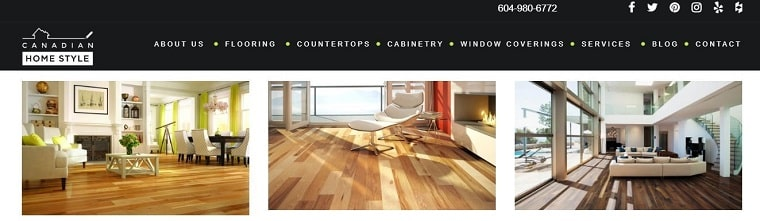 Canadian Home Style's Homepage