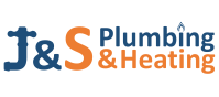 J and S Plumbing and Heating's Logo