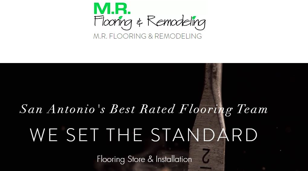 M.R. Roofing & Remodeling's Logo