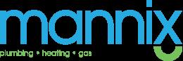 Mannix Plumbing Heating Gas' Logo
