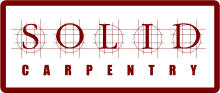 Solid Carpentry's Logo