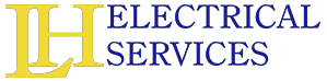 LH Electrical Services' Logo