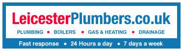 Leicester Plumbers' Logo