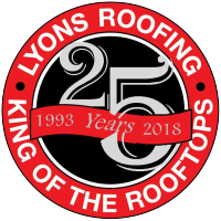 Lyons Roofing's Logo