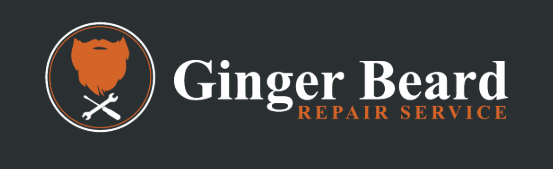 Ginger Beard Repair Service's Logo