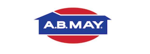 A.B. May's Logo