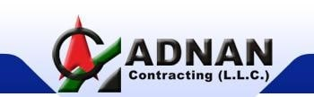 Adnan Contracting L.L.C.'s Logo