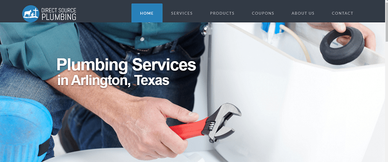 Direct Source Plumbing's Homepage