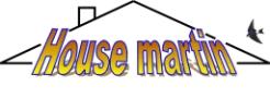 House Martin Carpentry's Logo