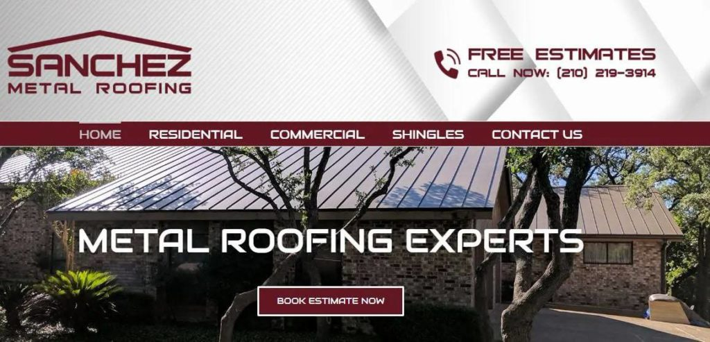 Sanchez Metal Roofing systems LLC - Best Roofing Companies in San Antonio