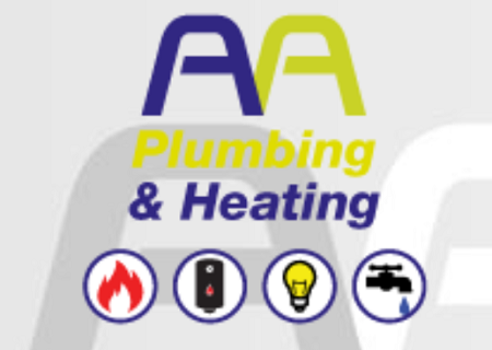 AA Plumbing & Heating's Logo