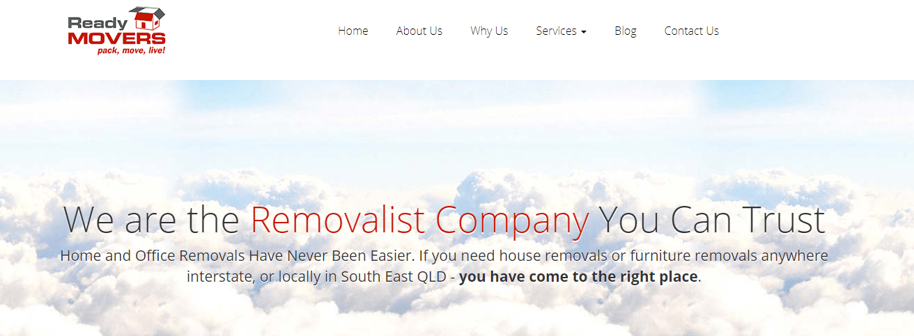 Ready Movers' Homepage