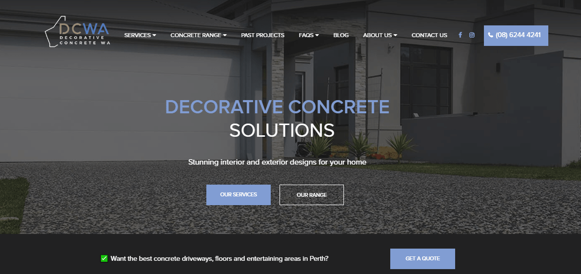 Concrete Contractors Perth 6
