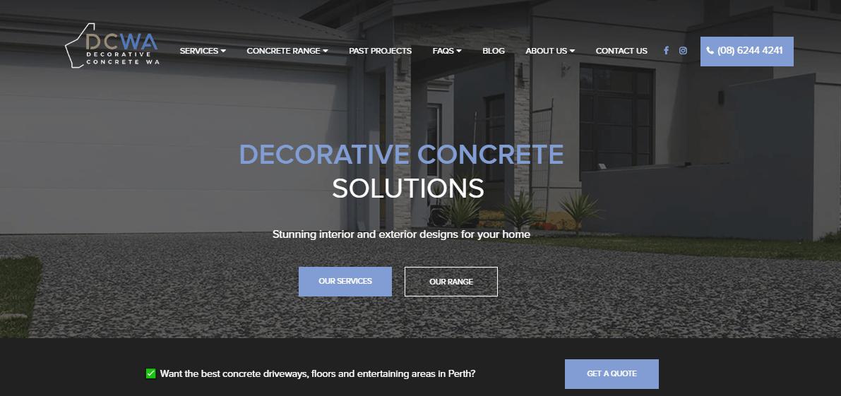Concrete Contractors Perth 6