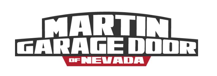 Martin Garage Door of Nevada's Logo