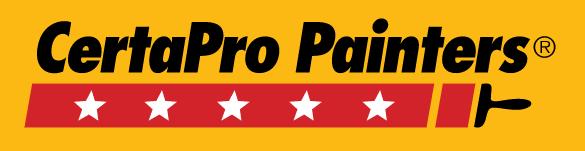 CertaPro Painters' Logo
