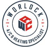 Worlock AC Repair & Heating's Logo