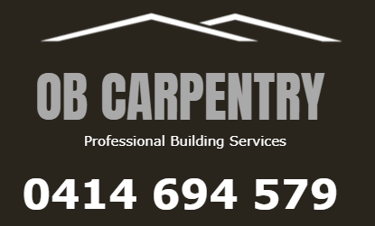 OB Carpentry's Logo