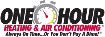 One Hour Heating and Air Conditioning's Logo