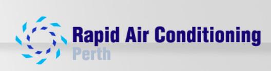 Rapid Air Conditioning's Logo