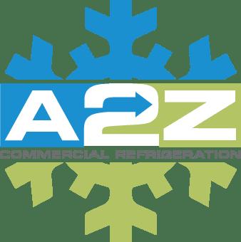 A2Z Commercial Refrigeration's Logo