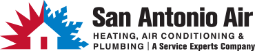 San Antonio Air Service Experts' Logo