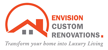 Envision Custom Renovations' Logo