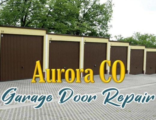 Best Garage Door Repair in Aurora, CO.
