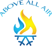 Above All Air's Logo