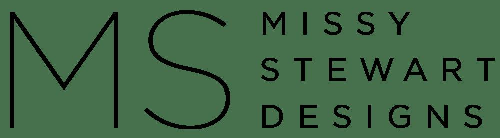 Missy Stewart Designs' Logo