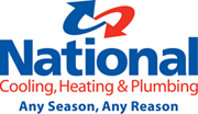 National Heating & Plumbing's Logo