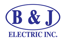 B&J Electric, Inc.'s Logo