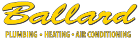 Ballard Plumbing, Heating and Air Conditioning's Logo