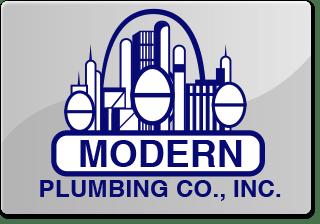 Modern Plumbing's Logo