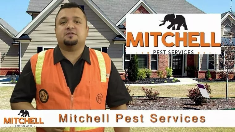 Mitchell Pest Services' Logo