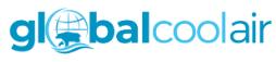 Global Cool Air's Logo