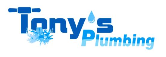 Tony's Plumbing's Logo