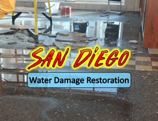 Best Water Damage Restoration in San Diego